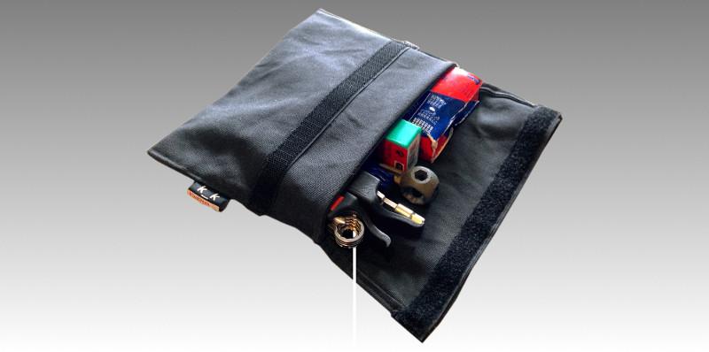 Werkzeugtasche.
