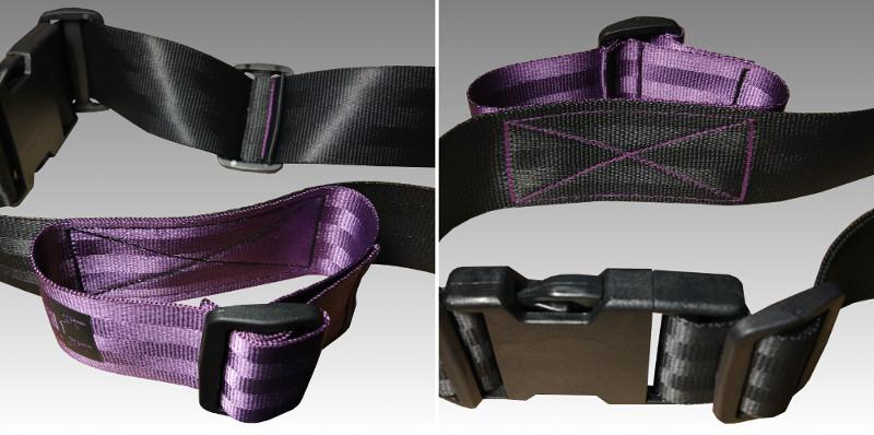 bicolor purpurviolett.