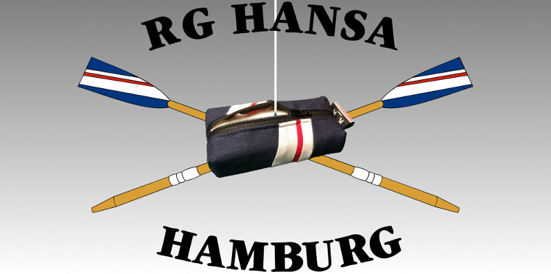 """Tatüta """"RG Hansa""""."""