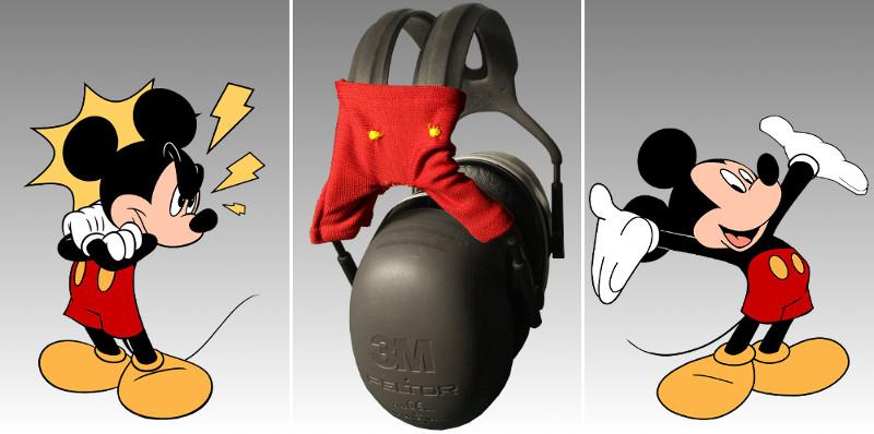 Mickey Maus.